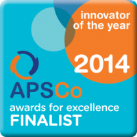 2014 APSCo innovator of the year finalist