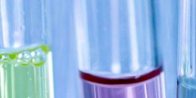clinical trials test tubes